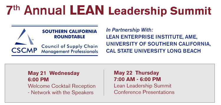 Lean Leadership Summit